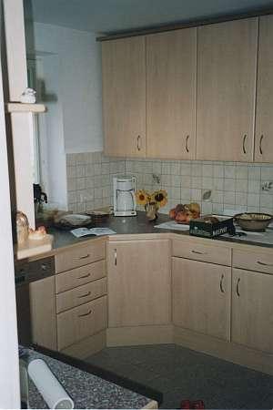 Buche Arbeitsplatte Küche